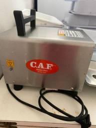 Moedor Picador De Carne Caf 8 Inox Bivolt Semi Novo Perfeitamente
