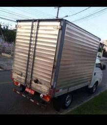 Título do anúncio: Frete bau frete caminhão mudança hbbbd