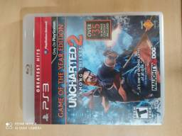 Título do anúncio: Jogo PS3 Uncharted 2