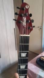 Guitarra  cast jr100 by josino (valor negociável)