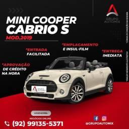Título do anúncio: mini cooper s