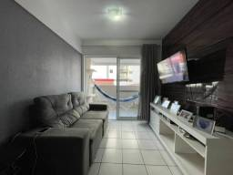 Apartamento para venda possui 76,50 metros quadrados na ponta Verde