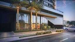 Título do anúncio: New Way Aeroporto - Apartamento de 64m², com 2 à 3 Dorm - Goiânia - GO