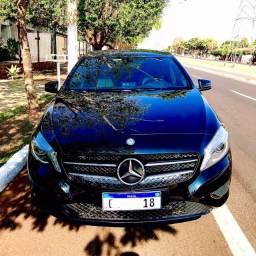 Título do anúncio: Mercedes A 200 Turbo Flex 2015 Aut. Baixa Km Urban