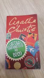 livro: assassinato no beco <br>