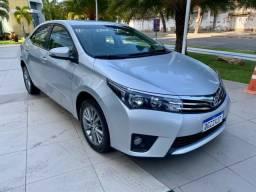 Título do anúncio: Toyota Corolla XEI 2.0 Automatico (unico dono)