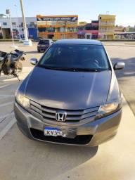 Honda City Automático+Couro