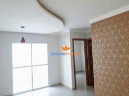 Sarom Imóveis vende apartamento térreo no Condomínio Varandas II Valparaiso de Goias.