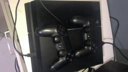 PlayStation 4 FAT 500GB 2 controles