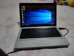 Título do anúncio: Notebook Hp RAM 4 GB HD 320 teclado bom com carregando bateria ruim não faço trocas