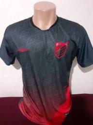 Camiseta Do Atlehtico Paranaense