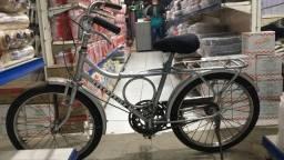 Bicicleta antiga barrinha aro 20