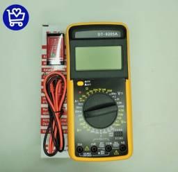 *Multímetro Digital Capacímetro Sonoro- DT9205A*