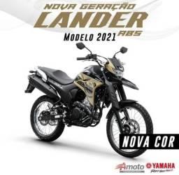Lander 250cc 0KM 2021/2022 R$ 23.590