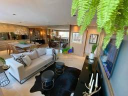 Luxosíssimo apartamento mobiliado - Ária das Artes