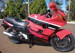 Honda CBR 1000F 1993 Vermelha, Raridade, Toda original
