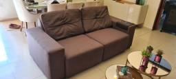 Título do anúncio: Sofá reclinável 2 lugares