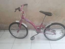 Bicicleta infantil menina...