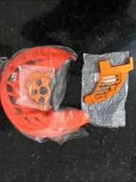 Protetores de disco de freio ktm