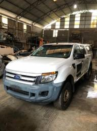 Cabine de Ford ranger 2013 4 portas