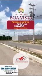 Loteamento Boa Vista, com infraestrutura completo!!