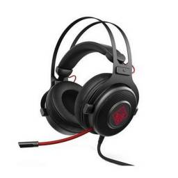 Headset Gamer Omen800 HP Preto com Microfone
