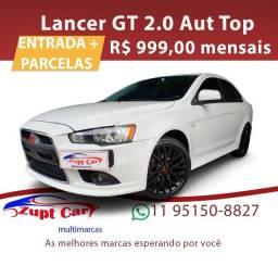 LANCER 2015/2016 2.0 GT 16V GASOLINA 4P AUTOMÁTICO