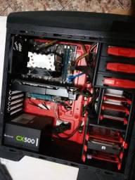Kit Upgrade i5 3570 + Placa mãe Asus P8B75-M LX + 8GB ddr3
