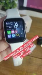 Título do anúncio: PROMOÇÃO R$ 120,00 relógio inteligente X8 atualizado Smartwatch