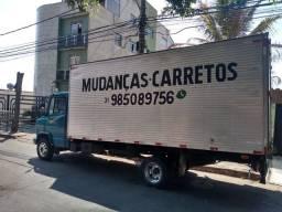 MUDANÇA............ CARRETO!!!!!!