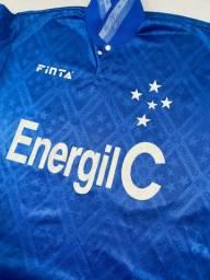 Camisa do Cruzeiro 1996 #7 - Raridade!