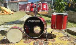 Bateria Sonor Force 2000 Made in Germany
