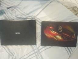 Os dois Notebooks por exbox one