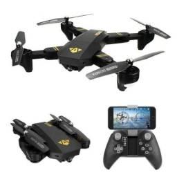 Drone Visuo - Semi-novo na caixa