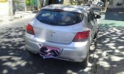 Onix LT Prata - Gm - Chevrolet - 2016