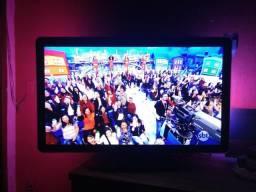 "Tv Lcd Philips 40"" Ambilight"