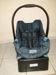 Bebê conforto com base suporte