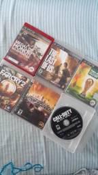 6 Jogos de PS3