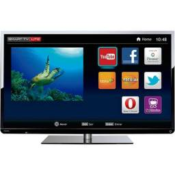 "Smart TV led 32"" HD Toshiba 32L2400 com Conversor Digital Integrado, Entradas HDMI e Entra"