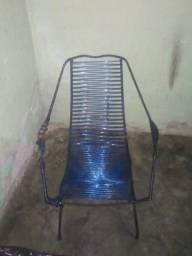 3 Cadeiras de espaguete