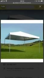 Vendo Tenda Piramidal 5x5