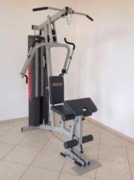 Estação de Musculação NOVÍSSIMA