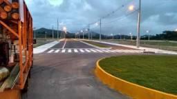 Lote em Tijucas medindo 360 m2 financiamento direto com a loteadora sem burocracia