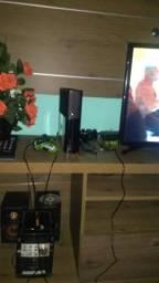 Xbox360 travado