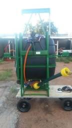 Pulverizador 600lt - novo
