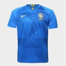 Camisa Seleção Brasileira II Copa 2018 Original