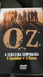 DVDs Temporadas - Série OZ