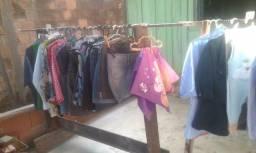 Lote de roupas