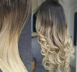 Apliques em geral - cabelos humanos