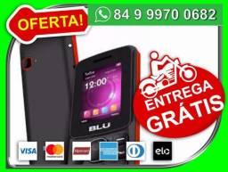 Celular Blu Z4 Dual Chip Tela 1.8 Dual Sim Bluetooth -Entregamos-grátis